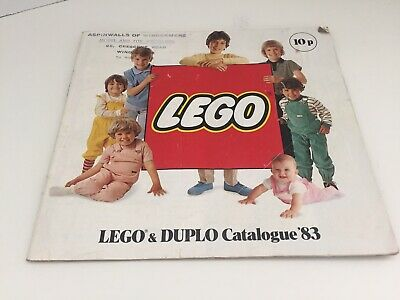 Lego And Duplo Catalogue 1983 • 4.95£