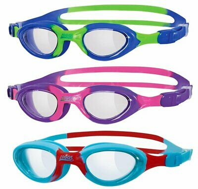 Zoggs Little Super Seal Childrens Swimming Goggles 0-6 Years Anti Fog UV Kids • 7.97£