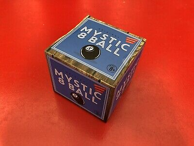 New And Sealed Mystic 8 Ball Novelty Original Tabletop Fun • 5£