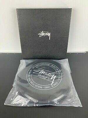 Stussy Stüssy Made IN USA Merchandising Throw Disc Frisbee Flying Disc Discus • 38.77£