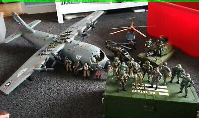 Army Toy Collection, Soliders And Vehicles  • 18£