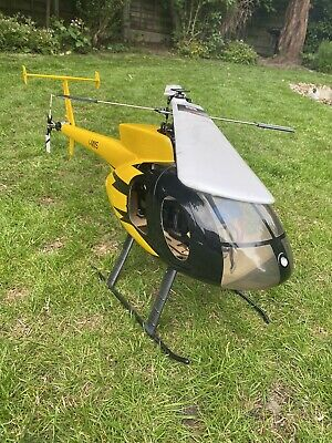Align Trex 500 Scale MD 500 Helicopter, READY TO FLY.... • 365£