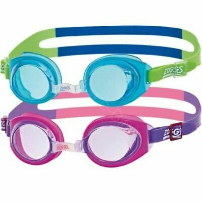 Zoggs Little Ripper 0-6 Years Childrens Swimming Goggles UV Protect AntiFog Kids • 5.97£