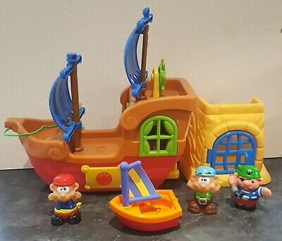 Sainsburys  Pirate Ship  With Accessories • 9.99£