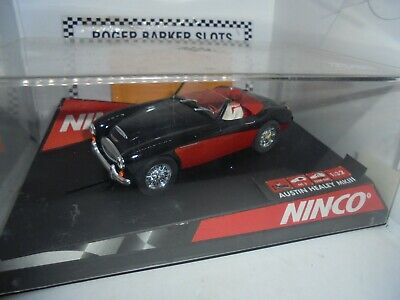 Ninco 50264 Austin Healey Mklll Roadster Red/black BNIB  • 49.95£