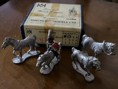 Vintage Hinchcliffe Soldiers In Box. • 15£
