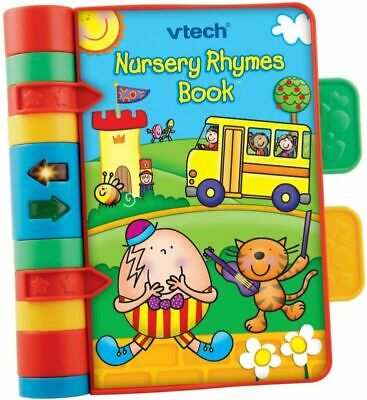 VTech Baby Nursery Rhymes Book   Light Up, Interactive, Musical Multi-Colour  • 17.69£