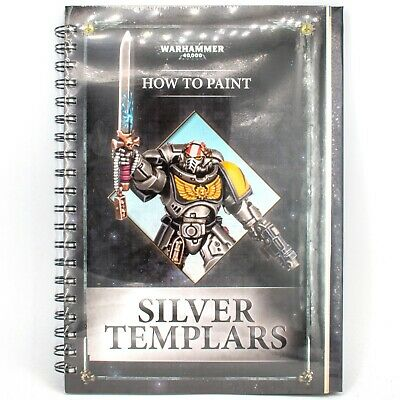 How To Paint Silver Templars (Warhammer Painting Guide) • 4.99£