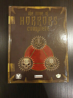 Tome Of Horrors Complete (Pathfinder 1E) • 80£