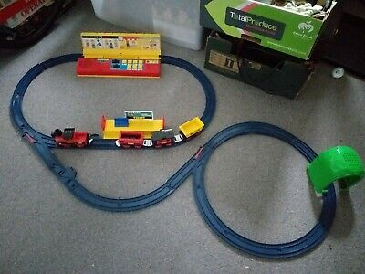 Tomy Toy Train Track Station Platform And Accessories  • 11.99£