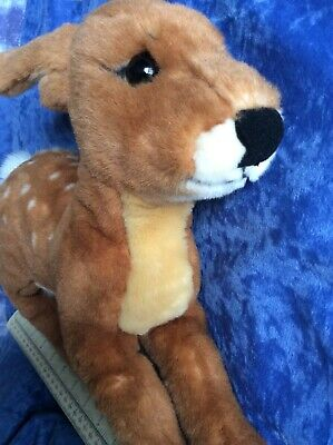 Steiff Soft Toy- Rieke Fawn 070433 - Deer Made In Germany • 42£