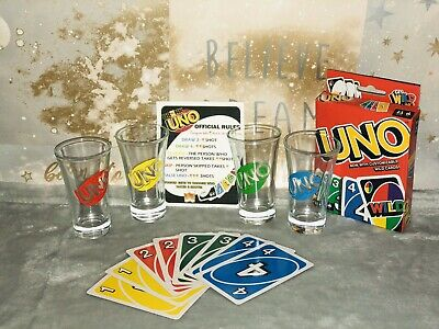 Uno Drinking Game, Drunk Uno, Night In Party Fun, Adults Only • 10£