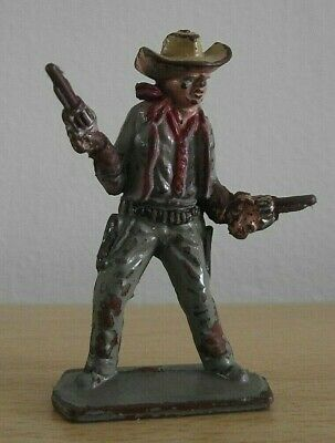 Lone Star Figure - Harvey Series - Plastic Cowboy Figure - Original (ODD124) • 4£