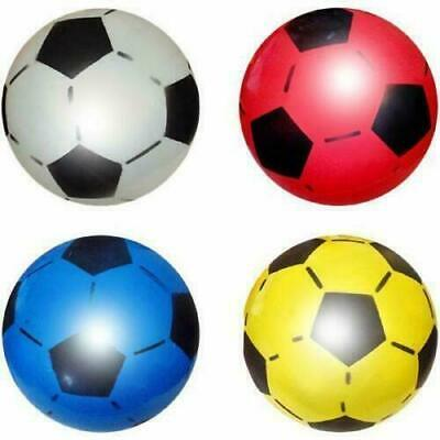 1,4,12 Inflatable Football Sports Training Soccer Beach Ball Children Kids Toy  • 0.99£