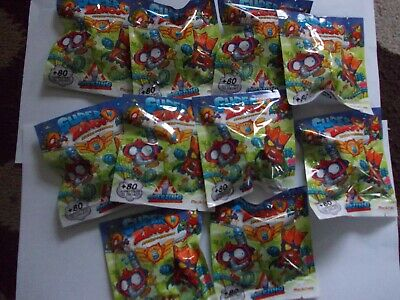 10  X PACKETS SuperZings New Series 5 Rivals Of Kaboom  £8.99    & FREE POSTAGE  • 8.99£
