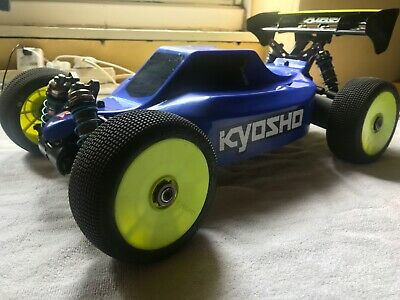 Kyosho Mp9e Tki4 Rolling Chassis • 450£
