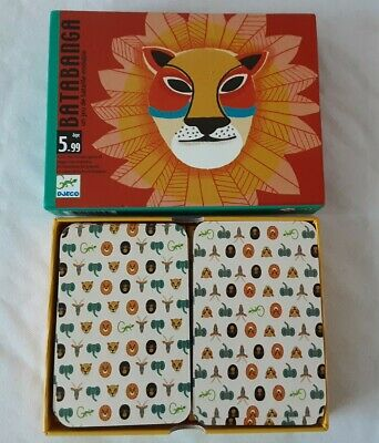Batabanga Family Card Game African Animals - Ages 5 - 99 - Boxed  • 4.99£