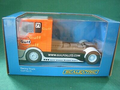 Scalextric C4089 Racing Truck Gulf #71 New Boxed  • 28.99£