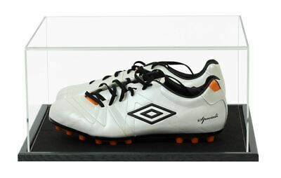Acrylic Display Case For A Pair Of Signed/Autographed Football Boots • 47.98£