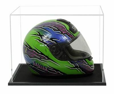 Acrylic Display Case For A Signed/Autographed Racing/Crash Helmet • 69.98£