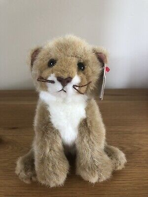 Ty Manes The Lion Beanie Baby Brand New With Tags  • 8£