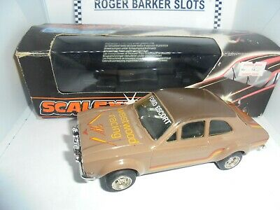 Scalextric C287 Ford Escort Mk1  Westwood  Lights Exc/b • 45£