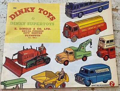Dinky Toys Supertoys Catalogue  • 20£