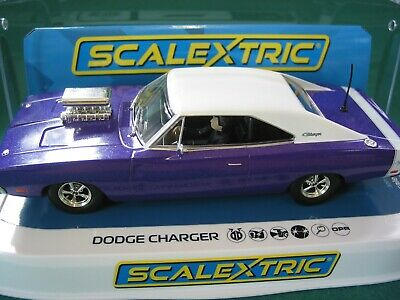 Scalextric C4148 Dodge Charger Purple   New Boxed  • 39.99£