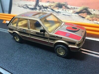 Scalextric C332 GOLD MG Meastro 2.0 EFi Vgc See Pics • 12£