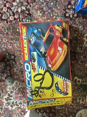 Scalextric Micro G Force Skyloops Misisng Two Barriers  • 39.99£