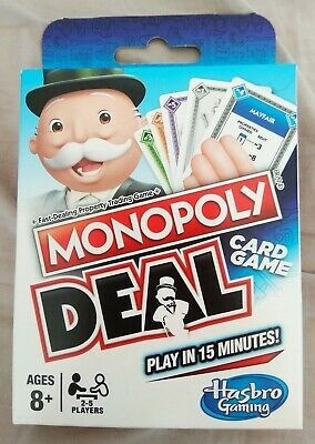 Monopoly Deal Card Game Brand New • 4.59£