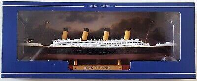 RMS Titanic, Scale 1:1250 Atlas Editions Collections 7572001 Boxed, Very Good • 29.99£