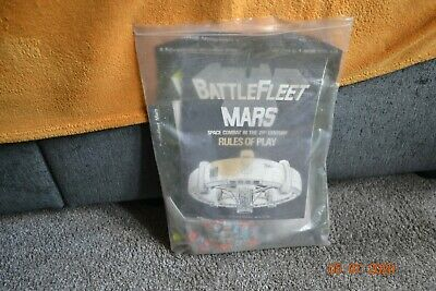 Battle Fleet Mars Simulations Series Games Science Fiction Role Play Game • 0.99£