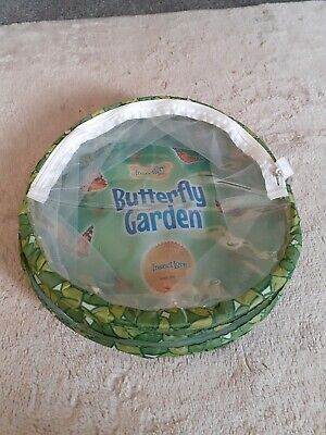 Insect Lore Butterfly Garden Pop Up Enclosure • 5.50£