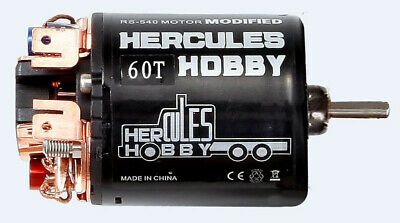 HH 1:14 RC Truck / 1:10 Crawler Scale Modified Rs540 Brushed Motor: 80T • 13.99£