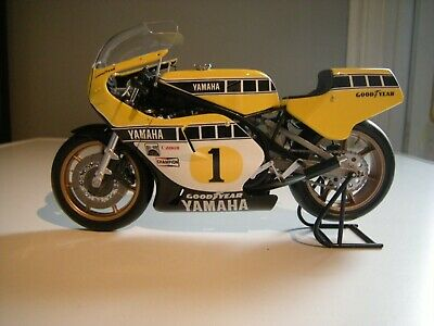Minichamps Yamaha Yzr 500 K Roberts Gp World Champion 1979 Scale 1:12: Pre-owned • 69£