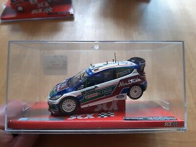 Scx Ford Fiesta Wrc  Hirvonen   Ref A10029x300 Boxed  Never Been Out The Box • 23.99£