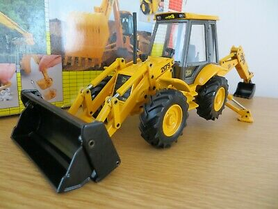Joal Jcb 217s Backhoe Loader Jcb Diecast Jcb Rare Model Black Bucket Model • 39.99£