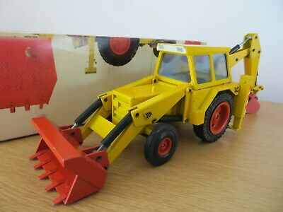 Nzg Jcb 3cii Jcb Model Jcb Diecast Jcb Nzg Yellow Cab Model Jcb Rare Collectors • 169.99£