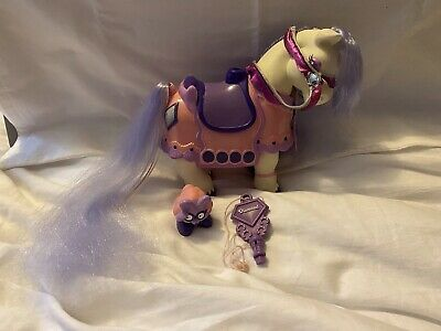 Retro Tonka Keypers / Keepers Horse - 'Diamond' - Excellent Condition • 14.99£