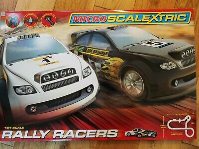 Micro Scalextric Rally Racers • 7£