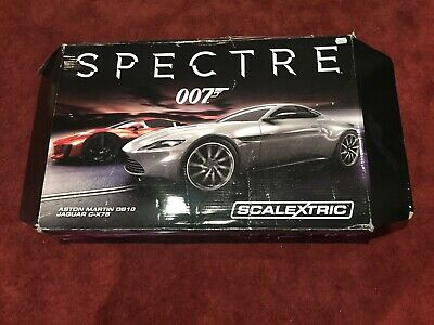 Scalextric James Bond 007 Spectre Extended Set • 70£