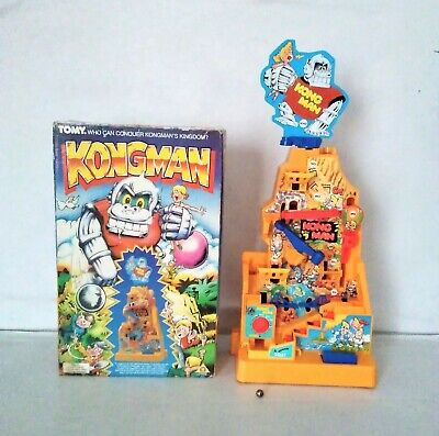 Tomy Kongman Tested And Working -  Excellent  • 85£