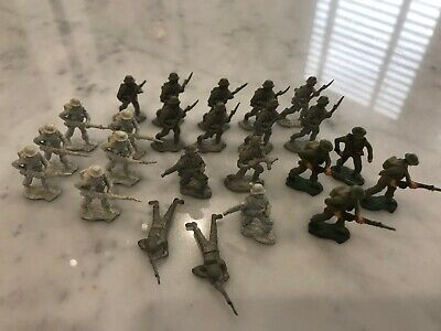 Selection Of Miniature Lead Soldiers  • 5£