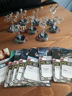 Star Wars Armada Rebel Fighter Squadrons Expansion Pack 1 #1 • 14.50£