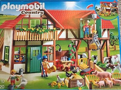Playmobil 6120 Large Farm • 40£
