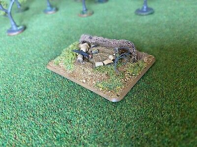 15mm Flames Of War, Pro Painted Objective. • 4.80£