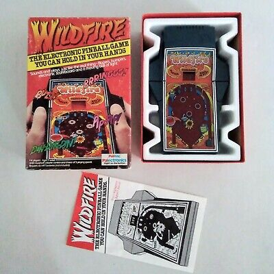 RARE 1979 PALITOY WILDFIRE PINBALL Game  ( MINT )  Boxed • 135£