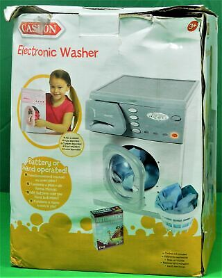Casdon 476 Toy Electronic Washer - See Description • 13.01£