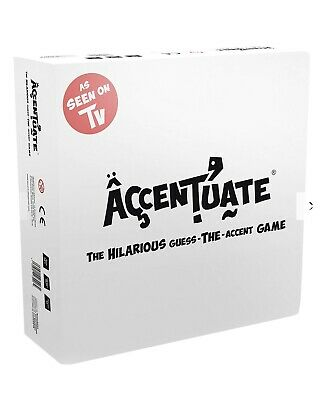 Accentuate Guess The Accent Game • 2.90£